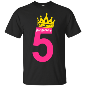 5th Birthday Gift T-Shirt & Hoodie