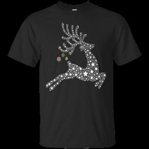 Christmas Reindeer Shirt Merry Christmas Deer T-shirt T-Shirt & Hoodie